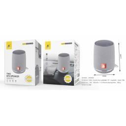 NF4065 | Parlante Bluetooth | Gris | FM/USB/SD/Aux/TWS | 5W | 500mAh | One+ | 8435606703215