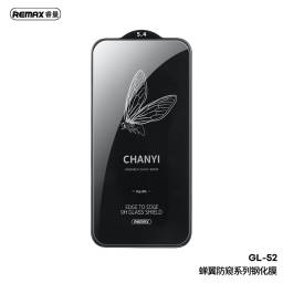 GL-52 | Vidrio Templado | Apple iPhone 12 Pro Max | Chanyi Series | Negro | Remax