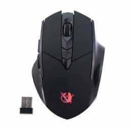 Mouse Gamer | XZZ-MO-02 | Inalámbrico | 1600 DPI | RGB | X-Lizzard