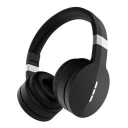 Auricular Bluetooth Gorsun E88A Negro&Plateado