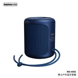 RB-M56 | Parlante Bluetooth | 10W | Azul | Warriors Series | Remax