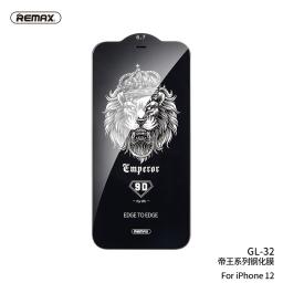 GL-32 | Vidrio Templado 9D | Apple iPhone 12 Pro Max | Remax