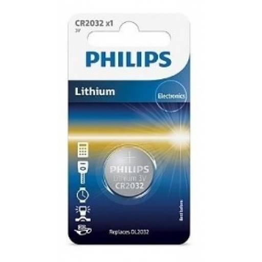 PIL37 - Pila Litio Philips CR2032