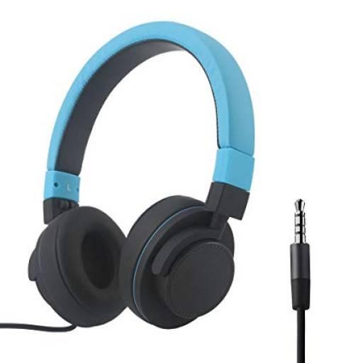 Auricular Stereo Gorsun 788 Azul