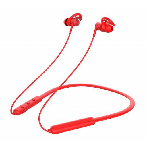 Auricular Bluetooth Gorsun E18A Rojo
