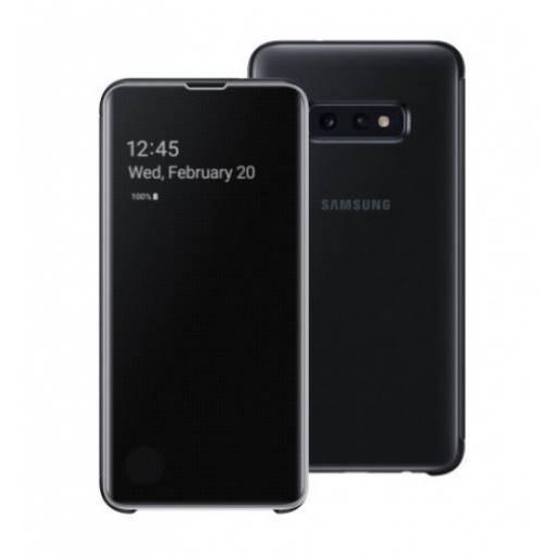EF-ZG970C - Clear View Cover Galaxy S10e