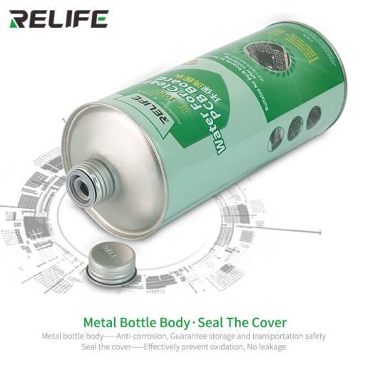 RL-1000 - Líquido para Limpiador ultrasonico Relife