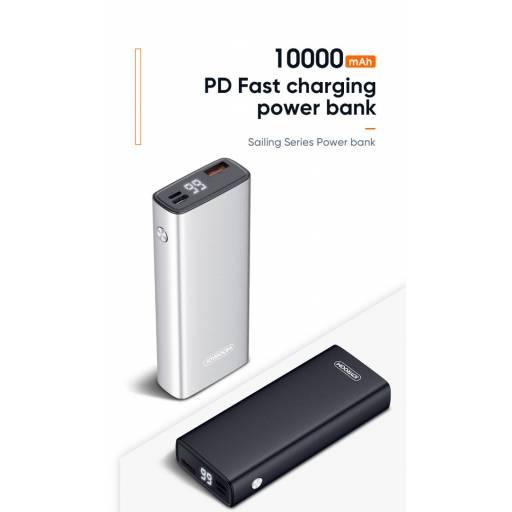 M223 | Power Bank PD | 10.000mAh | 1 USB + 1 Tipo C | Negro | JOYROOM | D-M223