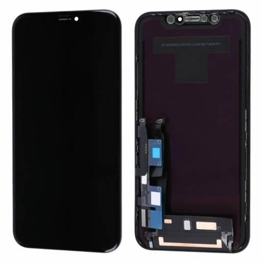 Display Apple iPhone Xr (OEM) Completo Negro