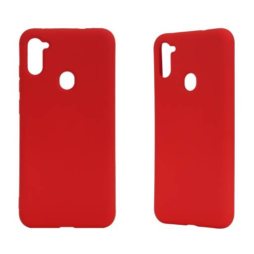 2in1 NSC Samsung A125/A12 - Rojo (SIN PACKAGING)