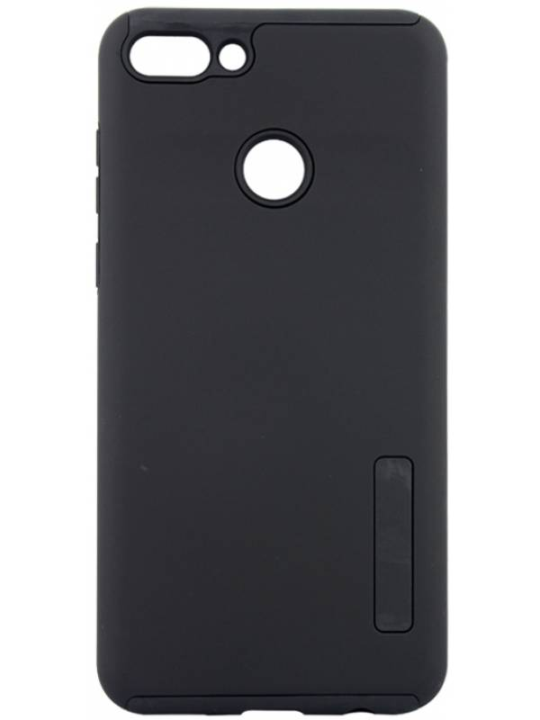 2in1 Case Huawei Y5 2018 - Negro