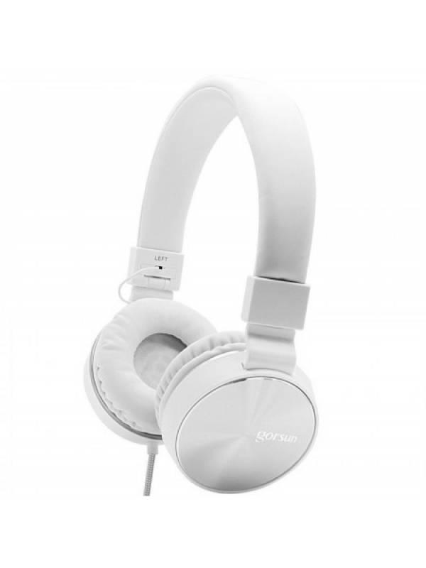 Auricular Stereo Gorsun 776 Blanco