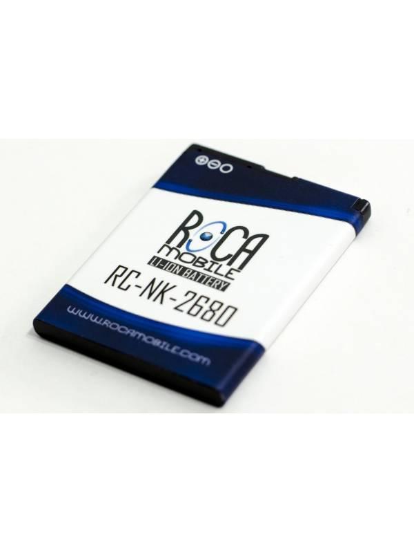 Bateria Roca para Nokia 2680/3600/7610 (BL4S)