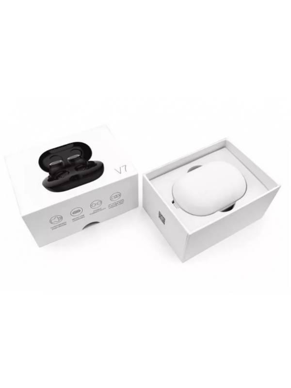 Auricular Bluetooth Gorsun V7 Negro (TWS)
