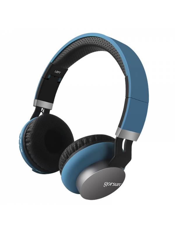 Auricular Bluetooth Gorsun E89 Azul