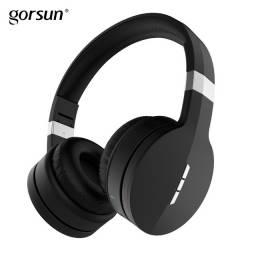 Auricular Bluetooth Gorsun E88 Negro&Plateado