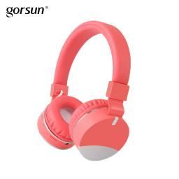 Auricular Bluetooth Gorsun E86 Rojo