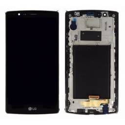 Display LG H815H812H810G4 Completo con Marco Negro