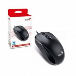MOU100 - Mouse Genius DX-110 USB Negro