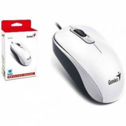 MOU113 - Mouse Genius DX-110 USB Blanco