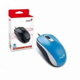 MOU95 - Mouse Genius DX-110 USB Azul