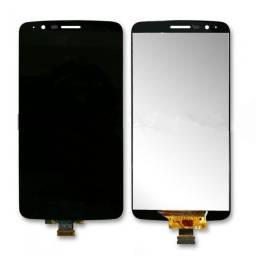 Display LG M400Stylus 3 Completo cMarco Negro Generico