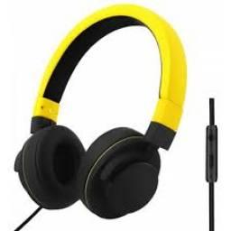 Auricular Stereo Gorsun 788 Amarillo