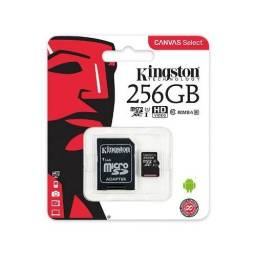 Micro-SD Kingston 256GB Clase 10