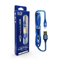 Cable de Datos ROCA microUSB - Cordón  100cm
