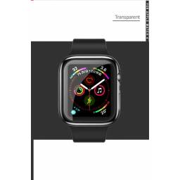 US-BH486 | TPU Cover Apple Watch 44mm | Transparente