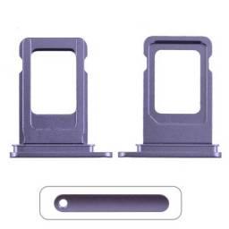 Bandeja SIM Card Apple iPhone 11 Violeta