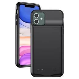 US-CD111 | Power Case para Apple iPhone 11 | 4500mAh | Negro