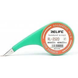 Cable/Malla desoldar Relife | 2.5mm | 2M (RL-2520)