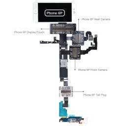 Tester QianLi iBridge para Apple iPhone 6 Plus