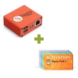 Sigma Box con set de cables + Pack 1/2/3/4