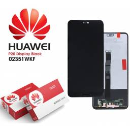 Display Huawei P20 Comp + Negro | Original (02351WKF)