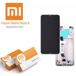 Display Xiaomi Redmi Note 8 Comp cM Blanco | Original (5600040C3J00)