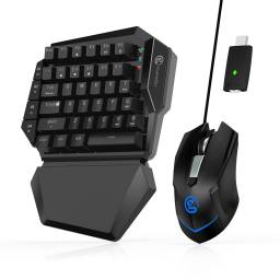 VX | Combo Teclado/Mouse Inalámbrico Mecánico Gamer para PC/xBox/PS3/PS4/Switch |GameSir