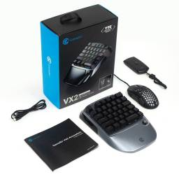 VX2 | Combo Teclado/Mouse Inalámbrico Mecánico Gamer para PC/xBox/PS4/Switch |GameSir