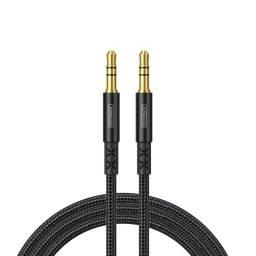20A1 | Cable Auxiliar | 2M | Negro | 3,5 a 3,5mm | JOYROOM | SY-20A1