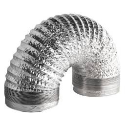 Ducto Aluminio Flexible, 152mmx5M