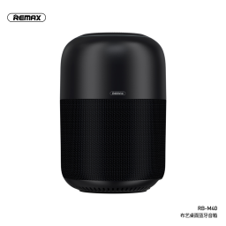 RB-M40 | Parlante Bluetooth | 2x6W | Negro | Aux/TF/TWS | Remax