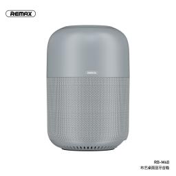 RB-M40 | Parlante Bluetooth | 2x6W | Gris | Aux/TF/TWS | Remax