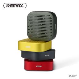 RB-M27   Parlante Bluetooth   5W   Dorado   Remax