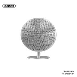 RB-M23M   Parlante Bluetooth   2x3W   Blanco   Aux/USB/NFC   Remax