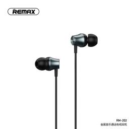 RM-202 | Manos Libres | 3,5mm | Negro | Deep Bass | Remax