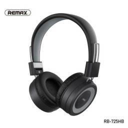 RB-725HB | Auricular Bluetooth | Gris | TF | Remax