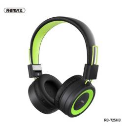 RB-725HB | Auricular Bluetooth | Verde | TF | Remax