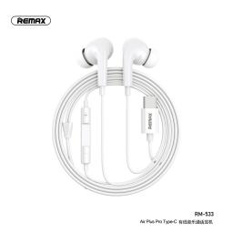 RM-533 | Manos Libres | Tipo C | Blanco | AirPlus Pro | Remax