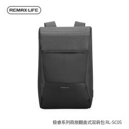 RL-SC05 | Mochila p Notebook | Gris Oscuro | Remax